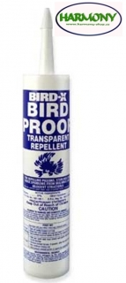 BIRD - X Feromonový odpuzovač ptáků GEL BIRD PROOF